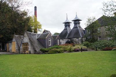 Strathisla Distillery, Foto Martin Kuhn 5.10.2012
