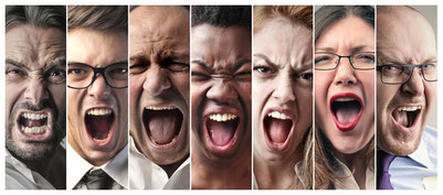 Frustratie agressie