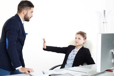 Non verbale agressie