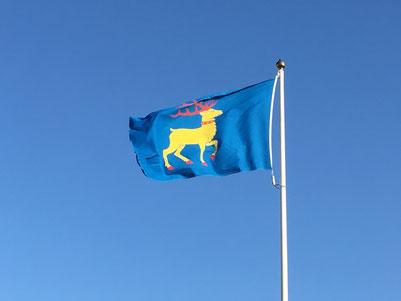 Das Wappen von Öland