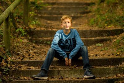 Bild Beispiel privates Shooting Jugendfotografie.