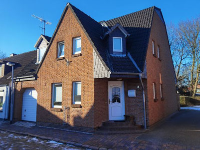 Wohnhaus in Heide, Kreis Dithmarschen, vermietet von Diedrich und Diedrich Immobilienmakler
