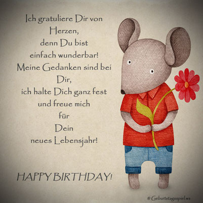 WhatsApp Geburtstagswünsche 15
