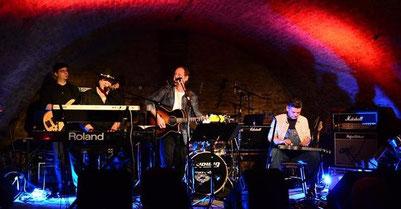 OSIRIS Festival 28.März 2015 mit Chris Mares, Otto Hablit, Hans Fürst, Christian Schmid und Olivewr Grün