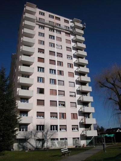 Ravalement de facade - Imperméabilisation
