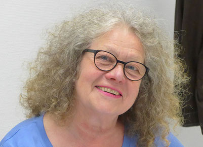 Rose Schrade, 1. Fachbeirätin AK