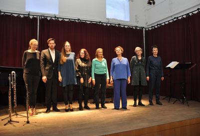 Klima-Musiken: Mia Schmidt, GEDOK Freiburg