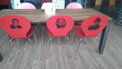 Ihr ganz persönlicher Stuhl