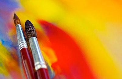 цвет и живопись