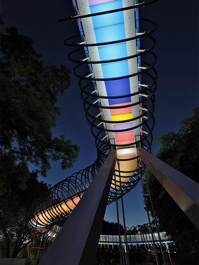 Slinky Brücke IV