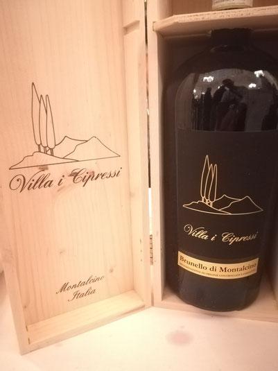Firenze Prinz Etesiaca itinerari di vino