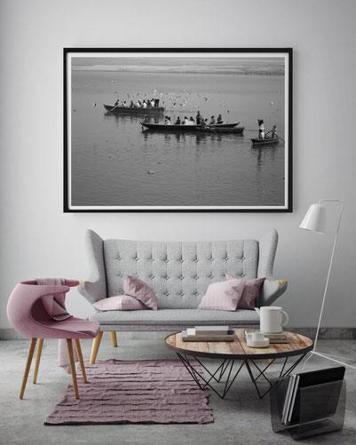 Fotografie Indien, Ganges