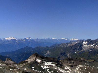 これが、標高3500mの景色かぁ。
