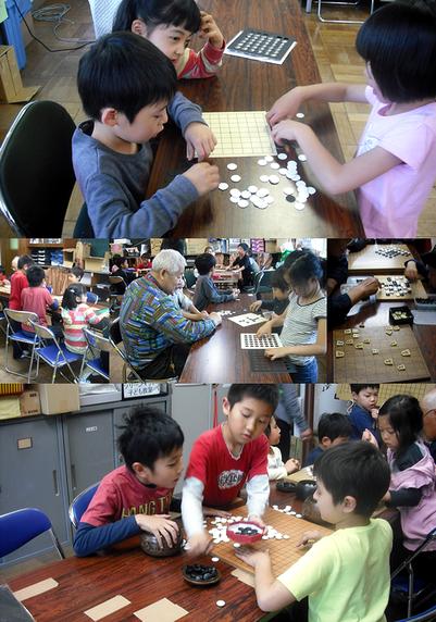 子ども囲碁教室