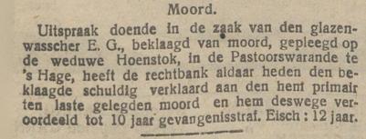 De Tijd : godsdienstig-staatkundig dagblad 14-11-1912