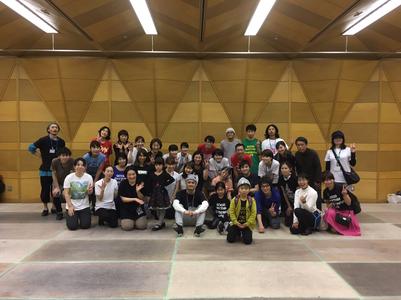 仙台 東北タップフェス ワークショップ