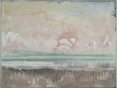 Da ist Nichts - Acryl-Leinwand, 2007 (60x80)