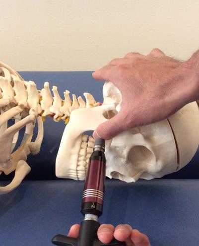 神経バランスを整え、アゴの機能を良好にします。