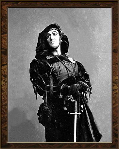 Vanni-Marcoux  -  La damnation de Faust