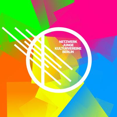 Logo Netzwerk Junge Kulturvereine Berlin, Copyright: Malith C. Krishnaratne, 2017