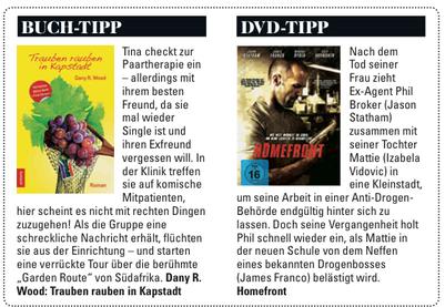 """Buch-Tipp """"IN-das Star & Style""""-Magazin"""