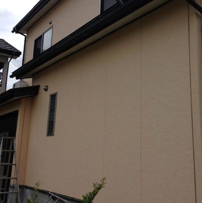 外壁汚れ落とし 施工後