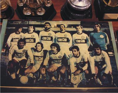 equipo de la final del '79