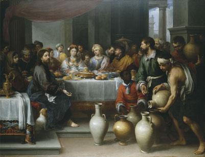 Und Die Hochzeit Zu Kana Allein Christus De