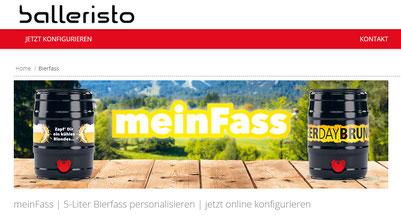 5 Liter Bierfass Partyfass Fass Großdose Dose Minikeg Beerkeg Fässchen Metallverpackung HUBER Packaging Minikeg Blog