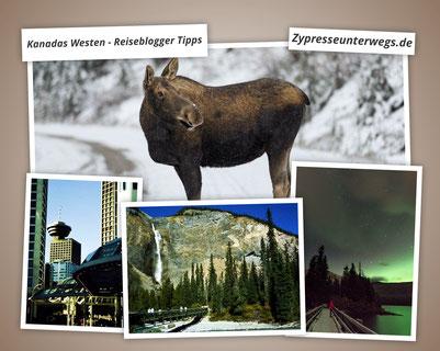 Kanadas Westen - Reiseblogger geben Tipps - (C) Monika Fuchs oder 22places