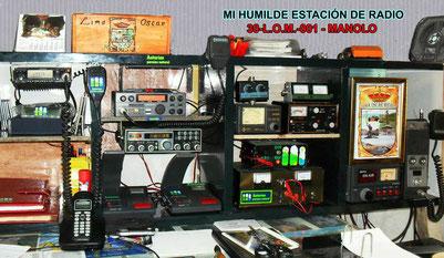 MI HUMILDE ESTACIÓN DE RADIO