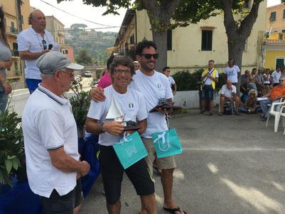 Steven Borzani e Matteo Brescia Campioni Italiani Fireball 2018