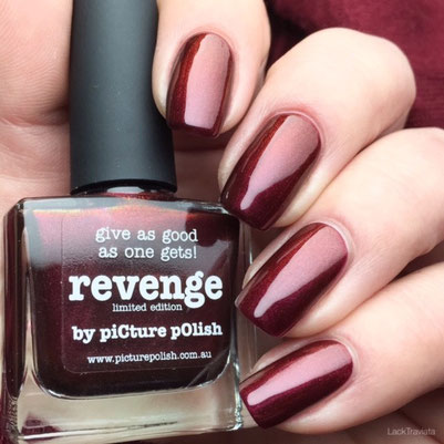 swatch picture polish revenge