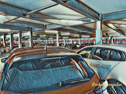p4 parkeerplaats vliegveld eindhoven