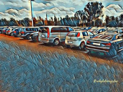 p12 parkplatz flughafen nürnberg