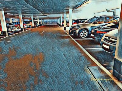 p2 parkhaus flughafen nürnberg