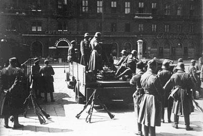 Bundesarchiv Koblenz D. Bundesheer, Februarkämpfe 1934. Fotograf: Unbekannt