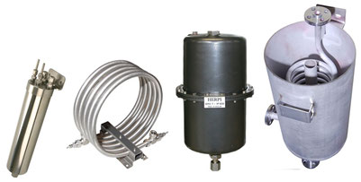 Herpi, Sentry Sample Coolers, Mechatest compact & Flanged Sample Coolers