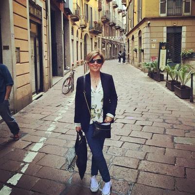 Um dia de Coolhunting em Milano!
