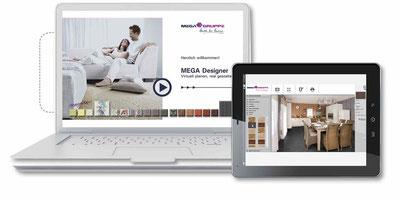Der virtuelle Mega Designer