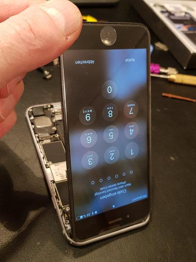 Display Reparatur, häufige Reparatur bei Handys