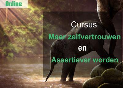 Cursus assertief en zelfvertrouwen