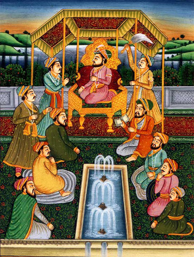 kings_court_of_Jahangir_painter's_blog