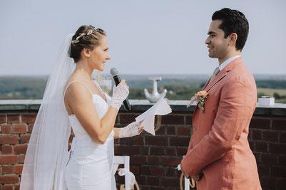 Microweding Mikrohochzeit Hochzeitslocation Freie Trauung außergewöhnliche Hochzeit Turm