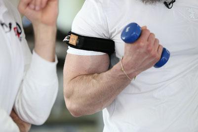 KAATSU Muskelaufbautraining