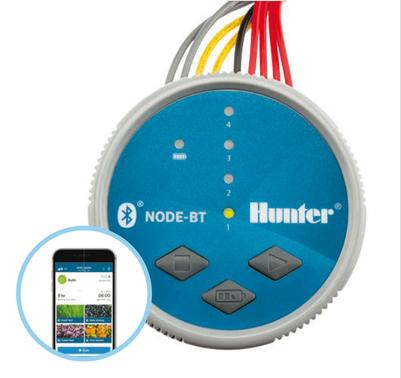 Hunter Node mit Bluetooth Funktion Batteriebetriebenes Steuergerät mit Bedienung über App
