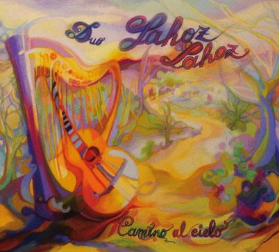 pochette cd, dessin, Anne d'Aressy