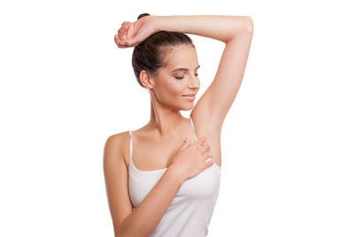 Botox gegen Schweißproduktion