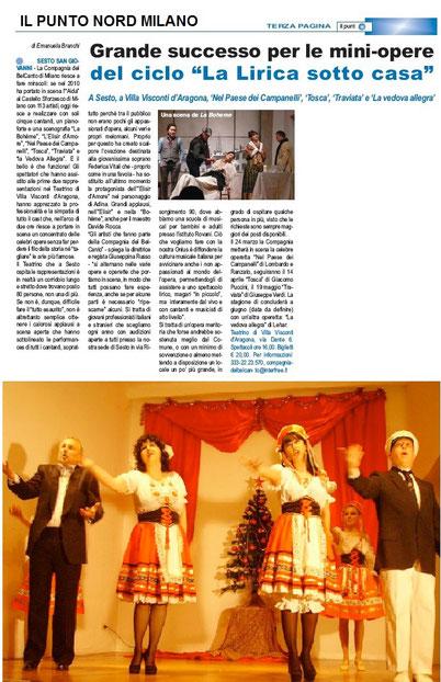 San Silvestro con l'Operetta