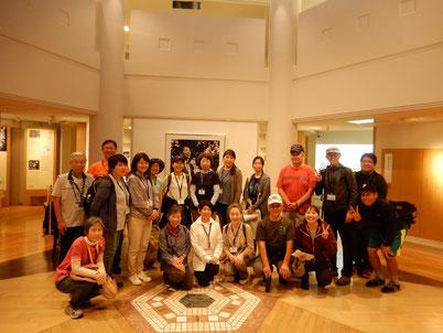 三浦文学フットパスツアー